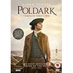 Poldark Filmer Poldark - Series 2 [DVD] [2016]